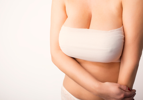 woman after breast enlargement surgery-img-blog