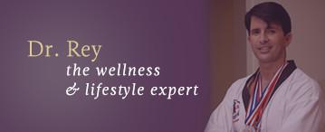 Dr. Rey the Wellness & Lifestyle Expert